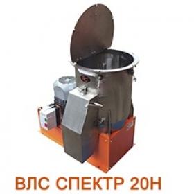 Вертикальный лопастный смеситель СПЕКТР ВЛС 20Н