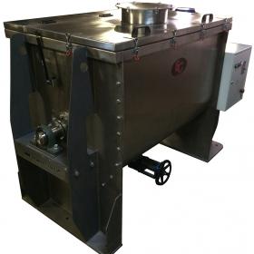 Горизонтальный ленточный смеситель СПЕКТР ЛС-1,0