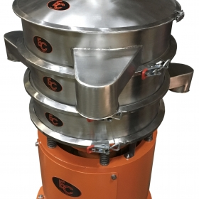 Круглое вибросито СПЕКТР ВС-18 (Вибросепаратор)